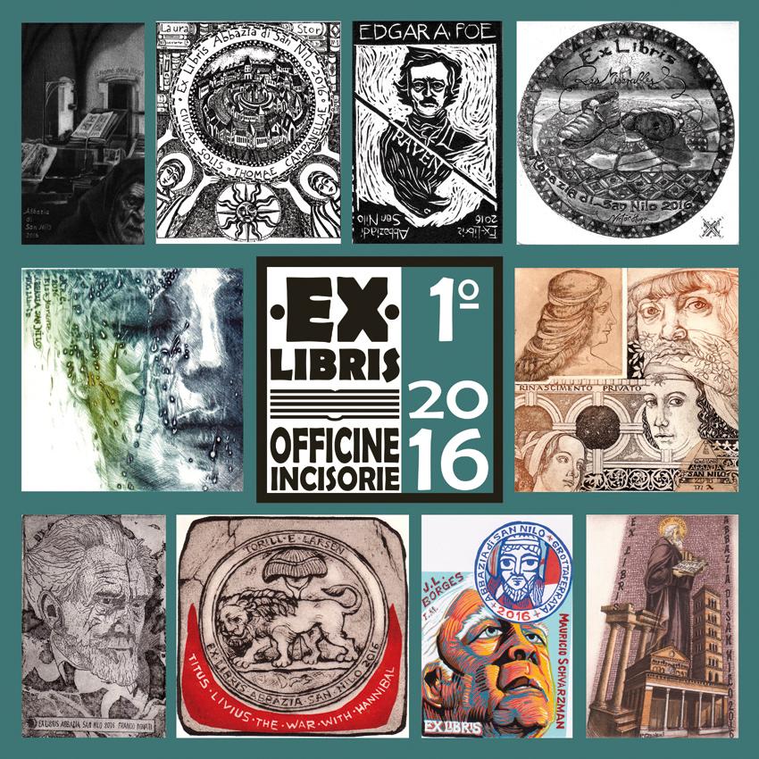 Primo Concorso Ex-Libris_Catalogo della mostra